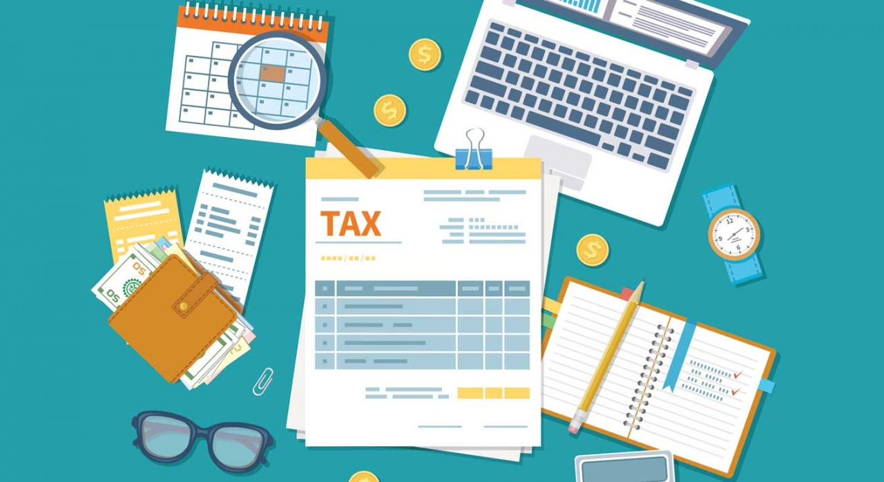 Elementos para cálculo de impuestos a través de consultas