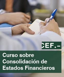 Curso Monográfico sobre Consolidación de Estados Financieros