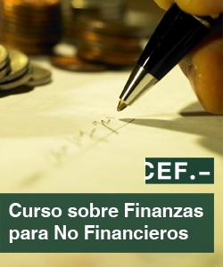 Curso Monográfico sobre Finanzas para No Financieros