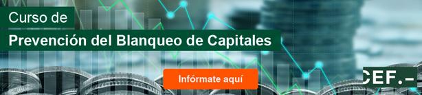 Curso de prevención de blanqueo de capitales