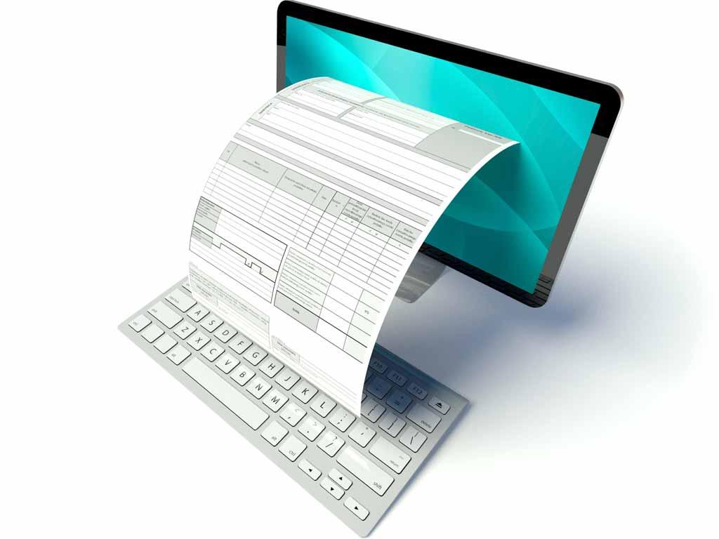 factura formato electrónico
