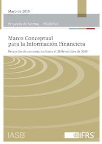Publicado el Proyecto de Marco Conceptual de la Información Financiera en español