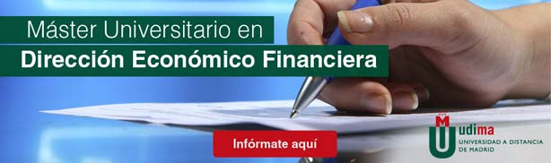 Máster Universitario en Dirección Económico Financiera