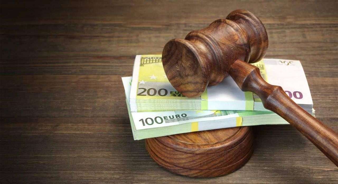 Sanción impuesta BBVA por omisión contable