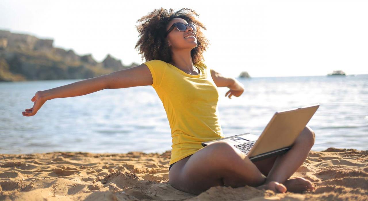 Las vacaciones de verano del contable: cuándo, cómo y dónde