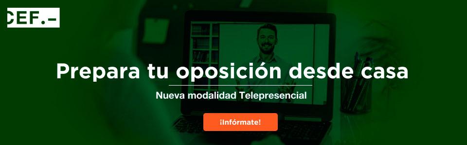 CEF.- Oposiciones
